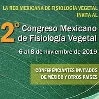 2º Congreso Mexicano de Fisiología Vegetal