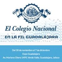Diálogo y Presentación editorial - FIL Guadalajara