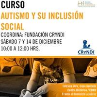 Autismo y su inclusión social - Curso 2 días