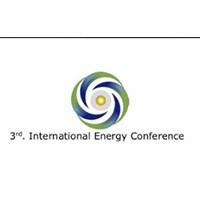 3er. Congreso Internacional de Energía