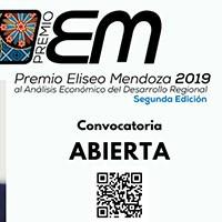 Convocatoria Segunda Edición del Premio Eliseo Mendoza 2019.