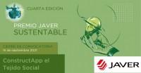 Javer anuncia la 4a edición de su Premio JAVER SUSTENTABLE
