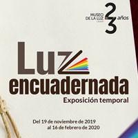 Luz encuadernada - Museo de la Luz 23 Años