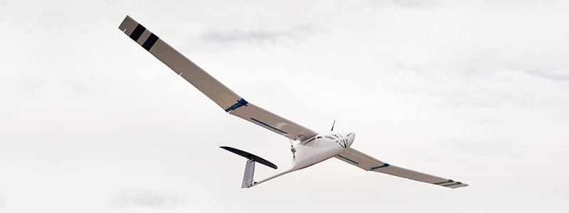 Despegan drones hechos en M