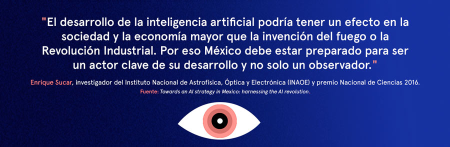 frase enrique sucar inteligencia artificial